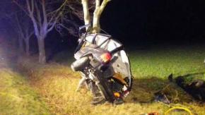Tragiczny wypadek w Wilamowej. Zginęły 3 osoby