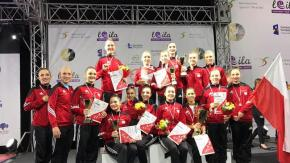 Złoto i srebro dla tancerek Ramady na Mistrzostwach Świata w Akrobatyce Powietrznej