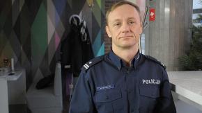 Podinspektor Maciej Milewski - za nami tragiczny weekend na drogach