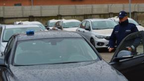 Nowe samochody w opolskiej policji