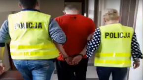 Straszyli kasjerkę paralizatorem - zostali zatrzymani