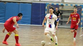 Futsalowa Odra na remis z Nowinami