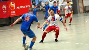 Futsalowa Odra przegrała w Gliwicach