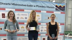 Pływacy z opolskich klubów zgarnęli blisko 40 medali podczas minionego weekendu