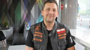Grzegorz Bilewicz - klub motocyklowy to nie gang motocyklistów