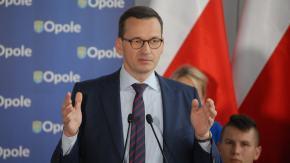 """Premier Mateusz Morawiecki wizytował w Opolu w ramach akcji """"Polska jest jedna"""""""
