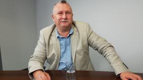 Marek Leja - o Almanachu opolskiej piłki nożnej