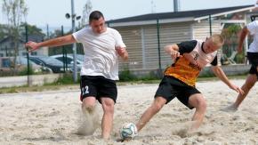 Za nami turniej Beach Soccer'a. Znamy zwycięzców