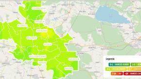 Opolski Alarm Smogowy od 9 dni ostrzega przed złym stanem powietrza w mieście