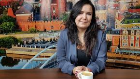 Maja Kozłowska - zimą z MOSiR-em nie ma mowy o nudzie