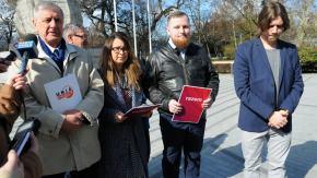 Koalicja Lewica Razem przedstawi�a kandydat�w do Europarlamentu