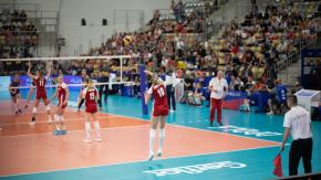 Za nami pierwszy mecz reprezentacji Polski w Stegu Arena