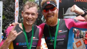 Ponad p� tysi�ca zawodnik�w zmierzy�o si� z triathlonem w Opolu