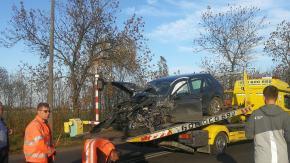 """Wypadek na przejeździe kolejowym w Brzegu. Nowy """"Impuls"""" do naprawy"""