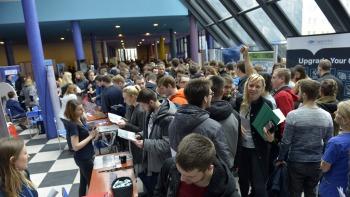 Studenci i absolwenci szukali pracy na PO