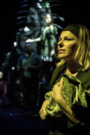 """Premiera sztuki """"Zraniony jeleń"""" już w najbliższą sobotę w Opolskim Teatrze Lalki i Aktora"""
