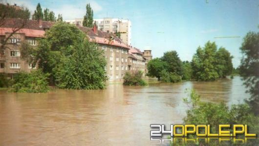 10 lat po powodzi stulecia - 10.07.1997 - fala kulminacyjna