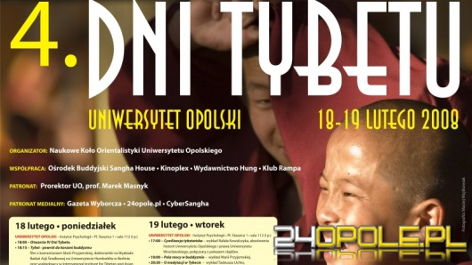 Zbliżają się Dni Tybetu