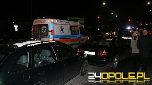 Wypadek na Sosnkowskiego
