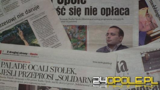 Odwołano prezesa Radia Opole