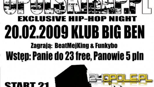 W piątek Exclusive Hip-Hop Night