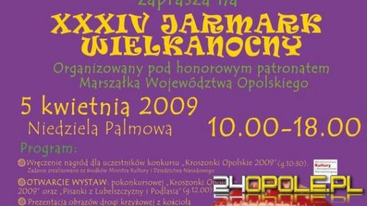 W niedzielę Jarmark Wielkanocny w Bierkowicach