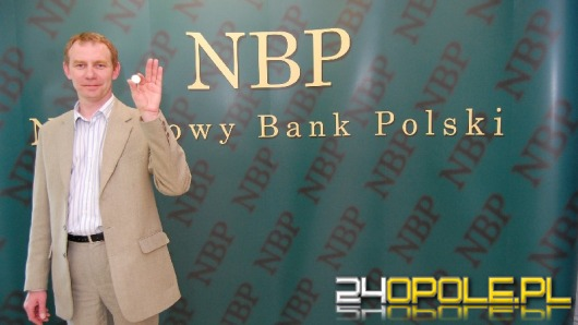 Unikatowe monety w NBP