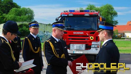 Nowy sprzęt dla strażaków w Niemodlinie