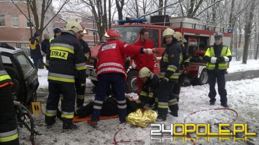 62-latek zmarł w szpitalu