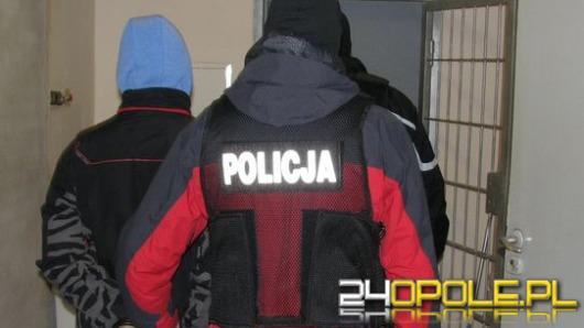 CBŚ zatrzymało grupę dilerów narkotykowych