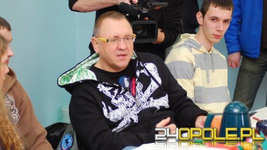 Owsiak wspiera kampanię przeciw ustawkom