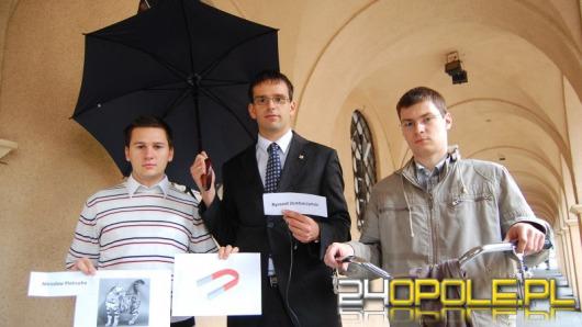 """Nagrody"" dla prezydenta Opola"