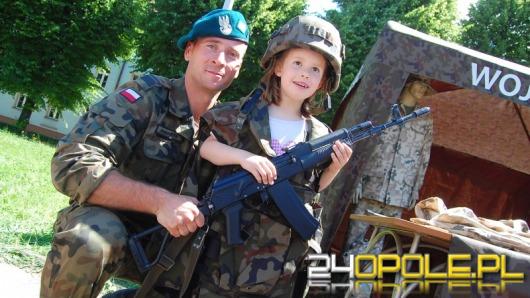 Żołnierze gościli dziś Opolan