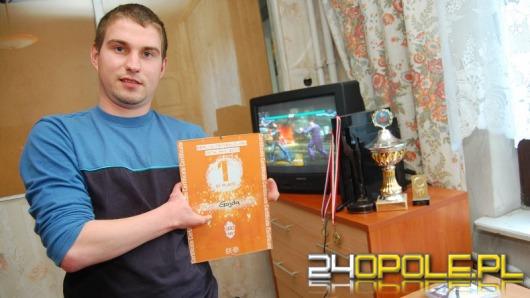 Niepełnosprawny Opolanin pierwszy w Europie
