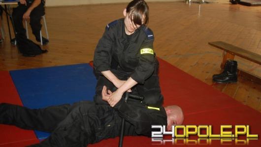 Policjanci prewencji spotkali się na zawodach