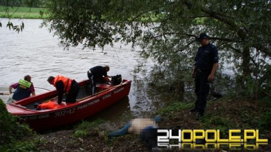 Ciała dwóch osób wyłowiono z Odry