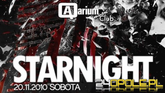Kolejna edycja Star Night w Aqarium