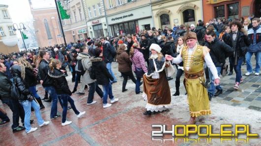 Polonez na półtora tysiąca maturzystów