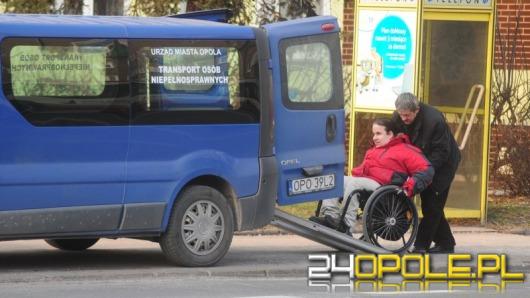 Niepełnosprawnych będzie wozić nowa firma