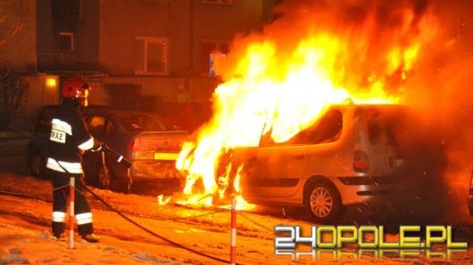 Kto podpala samochody w Opolu?