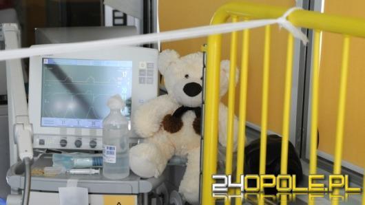 Dwulatka z sepsą trafiła do szpitala