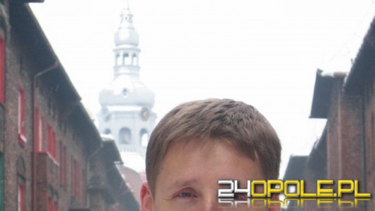 Marek Migalski odwiedził opolską PJN