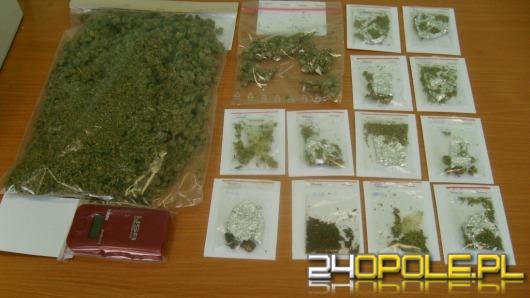21-letni Opolanin zatrzymany za handel narkotykami