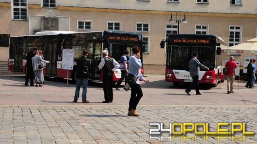 Nowe autobusy MZK Opole