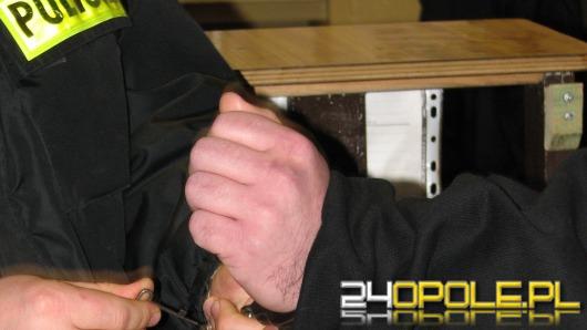 Narkotykowy diler zatrzymany