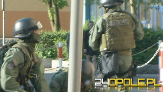 Akcja policji - zatrzymany narkotykowy diler