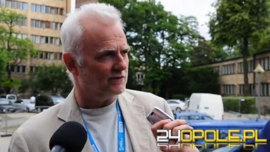 Krzysztof Piasecki o językach obcych