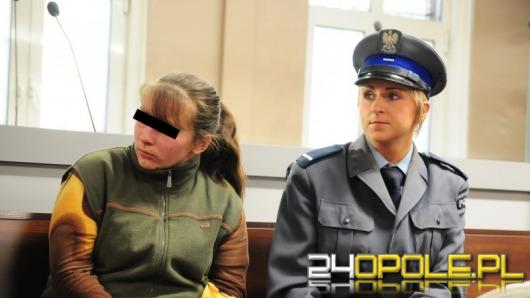 12 lat więzienia dla dzieciobójczyni z Chróścic