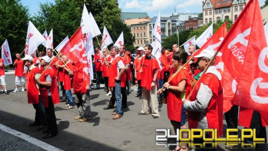 Kolejny protest w sprawie ratownictwa medycznego