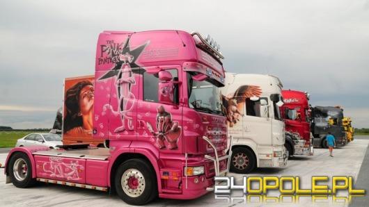 Pierwsze tuningowane ciężarówki już w Polskiej Nowej Wsi